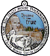 Crazy Horse 2015, Volksmarch custom pewter ornament - series - Color on pewter