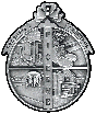 custom pewter ornament - Picerne Military Housing Fort Polk, LA